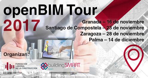 OpenBIM Tour 2017