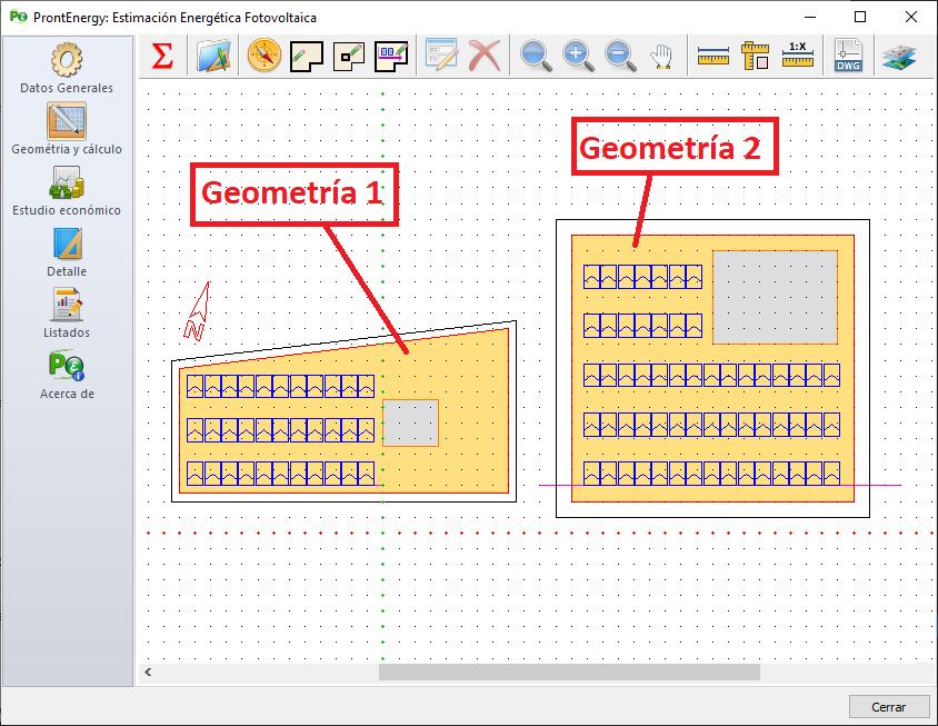 Cálculo multi-geometría