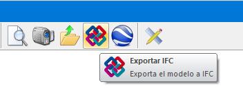 Exportar a fichero IFC