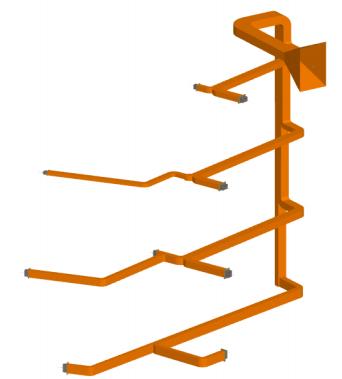 Conductos verticales