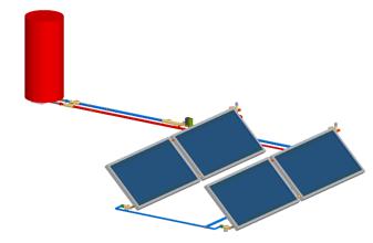 Mejoras en el asistente de dibujo de la instalación solar térmica