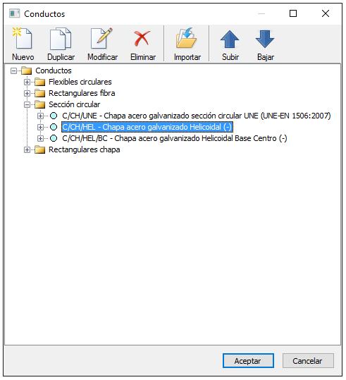 Nuevo diseño y funcionalidad del gestor de bases de datos