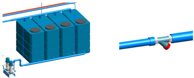 Depósitos modulares