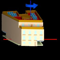 object turn left