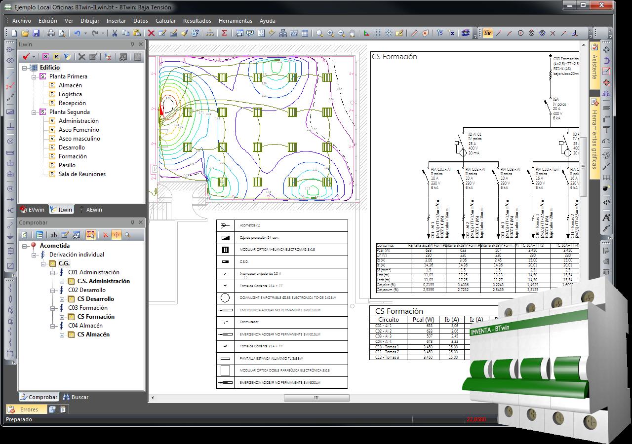 iMventa Ingenieros Software Técnico para Ingeniería y