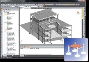 Imagen de ESwin. Paquete de estructuras de hormigón
