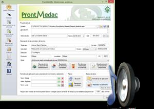 Imagen de ProntMedAc. Prontuario de mediciones acústicas