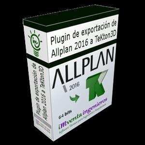 Imagen de Intercambio AllPlan 2016 - Tekton3D