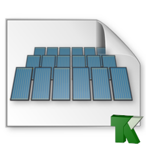 Imagen de Catálogo de Captadores Solares Térmicos