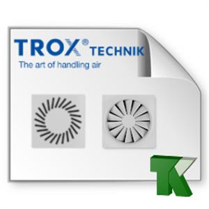 Imagen de Unidades terminales de aire TROX
