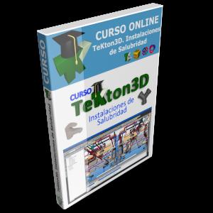Imagen de Curso online TeKton3D: Instalaciones de salubridad - 3 meses